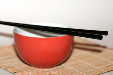 Savourez vos plats avec des baguettes, à la façon chinoise