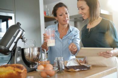 Robot pâtissier: 2 recettes à expérimenter