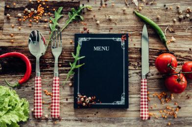 Faire à l'avance les menus de la semainepour la famille: pourquoi et comment